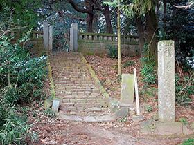 画像:徳川義季公累代の墳墓
