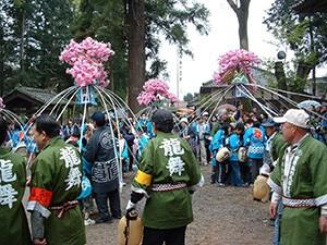 賀茂神社萬燈祭