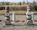 岩松尚純夫妻の墓 画像
