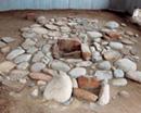 中原生品神社境内敷石住居跡 画像